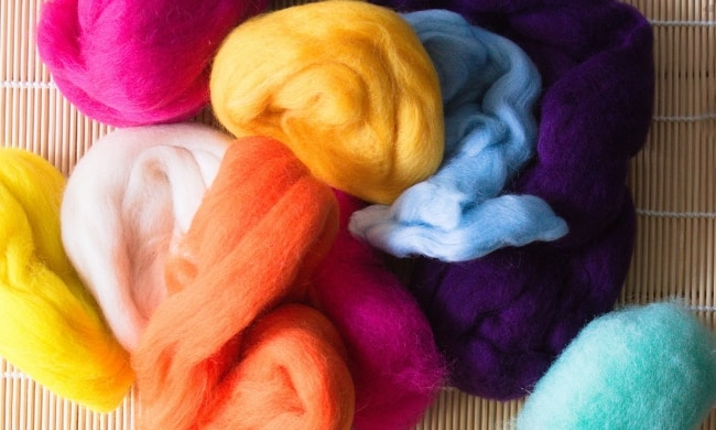 Deciding What Kind of Wool to Use for Felting Projects?